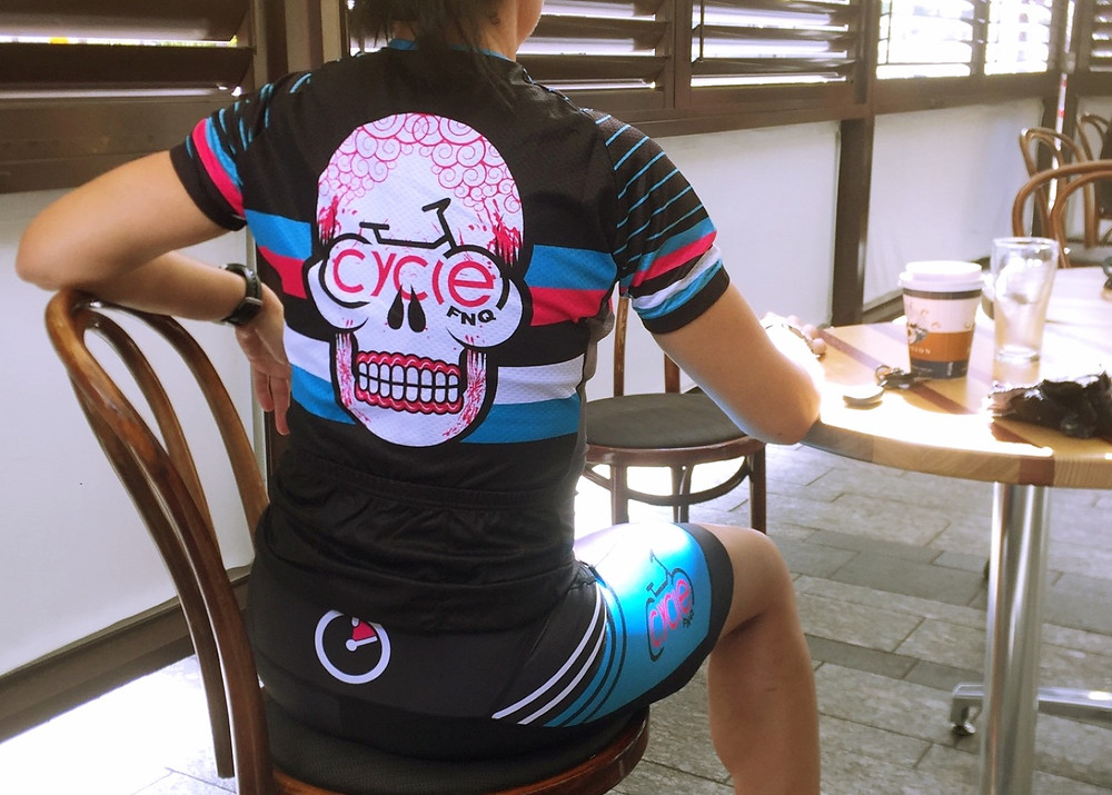 Black Magic Sugarskull Jersey