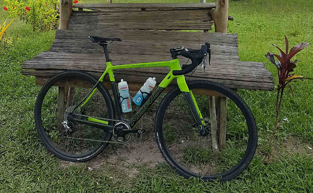 My Norco Threshold CX bike.