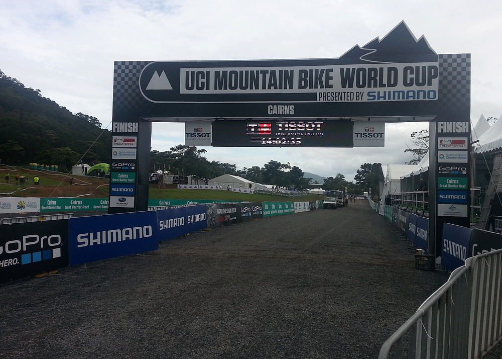 2014 UCI MTB World Cup in Cairns