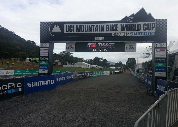 2016 Cairns MTB World Cup