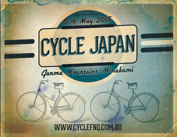 CYCLE JAPAN // 8-16 May 2015