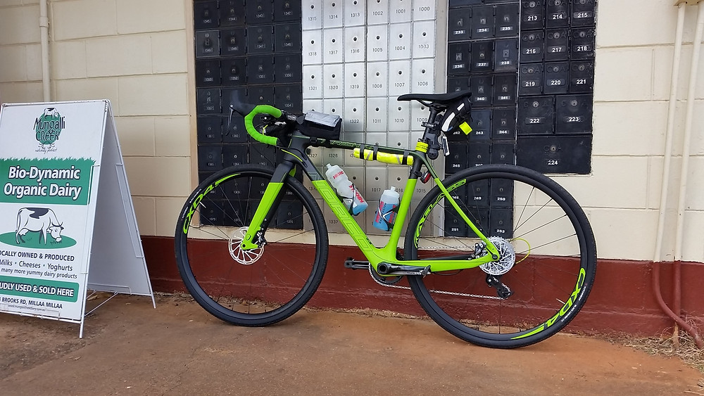 Our Norco Threshold loaded-up