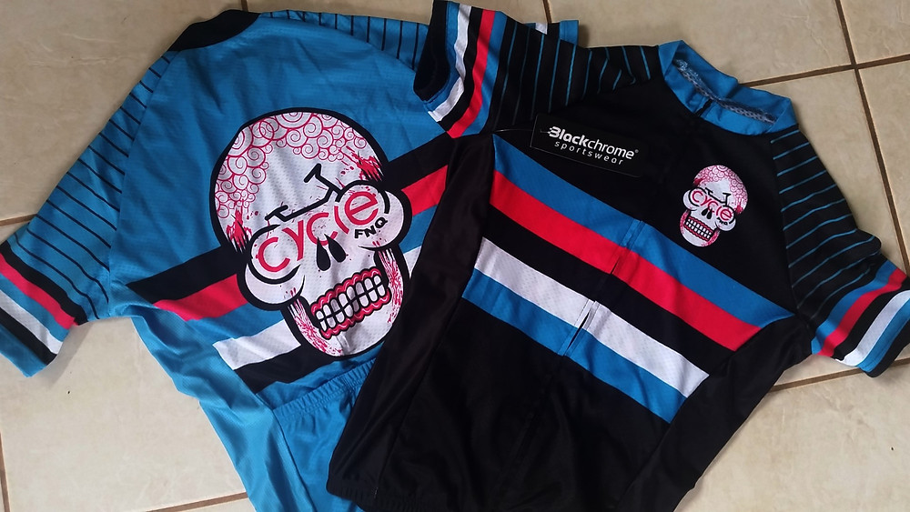 Sugarskull Jersey Designs