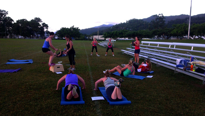 Get Active: Cyclist Boot Camp