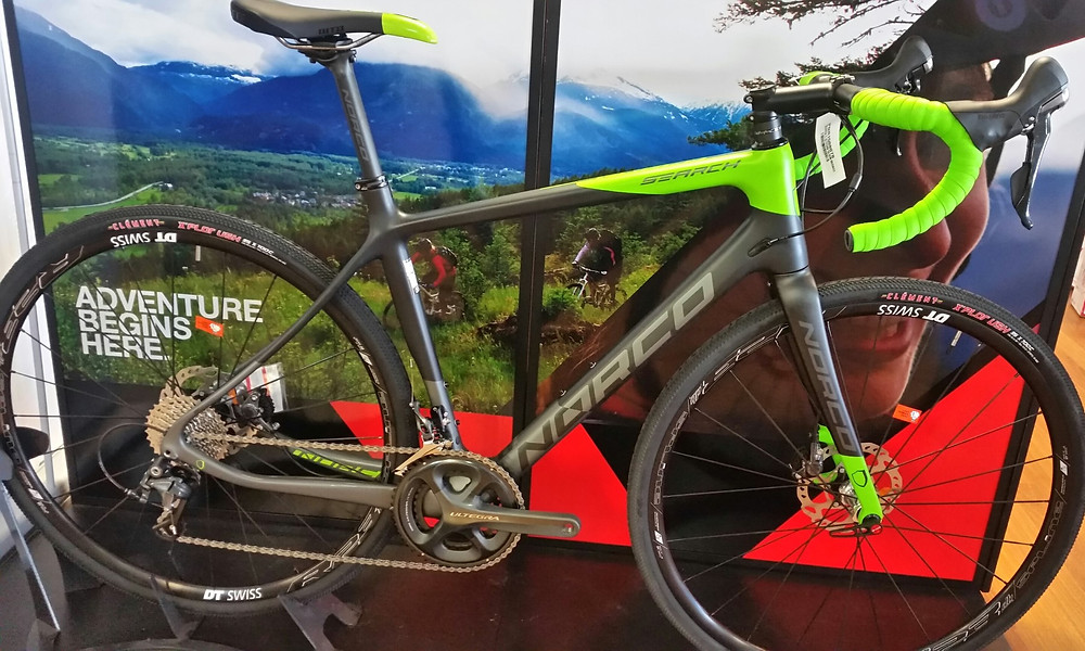 2016 Norco Search Carbon Ultegra