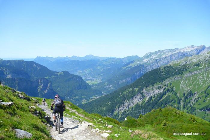 Escape To The Alps