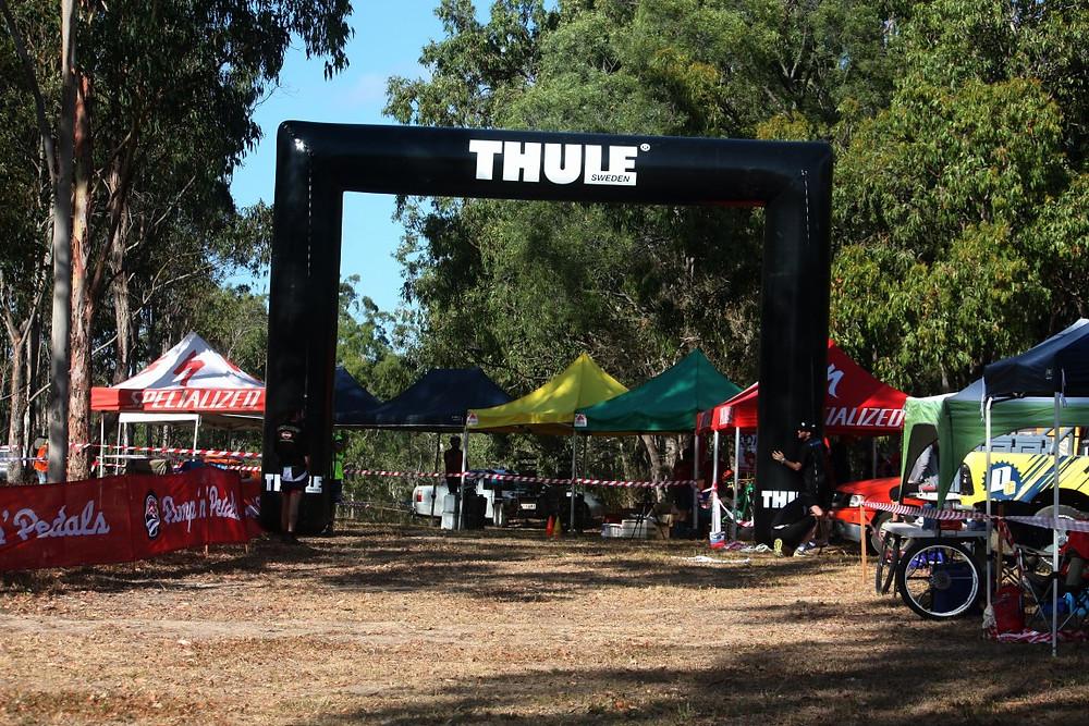 CAA-certified Thule arch