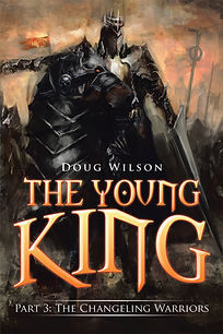 The Young King by Doug Wilson book cover