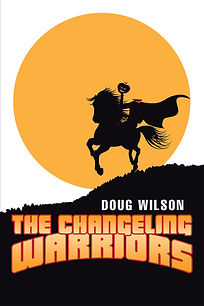 The Changeling Warriors book cover