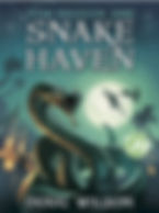 Tom Hassler and Snake Haven book cover