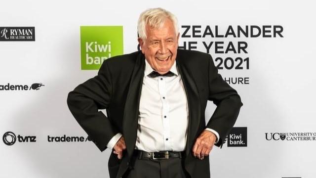 Dr Doug Wilson named Senior New Zealander of the Year