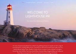 lighthouse-pr-website-development-by-pik
