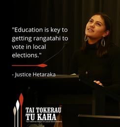 Tai Tokerau Tu Kaha Campaign management