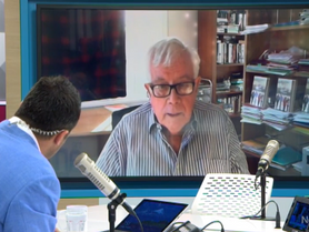 Doug chats to the AM show about his new book Ageing Well