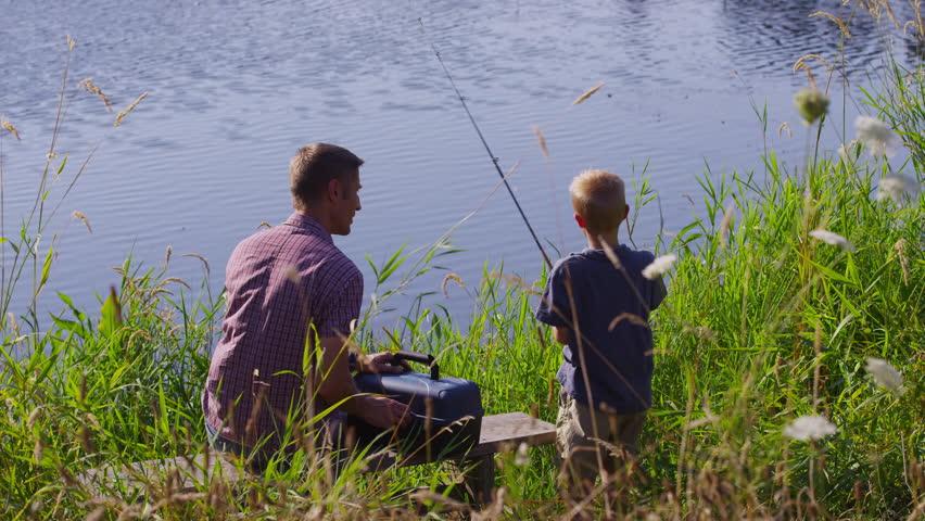 Fishing in Fairfield