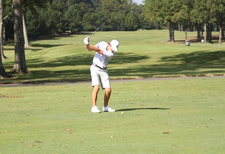Golfing in Fairfield