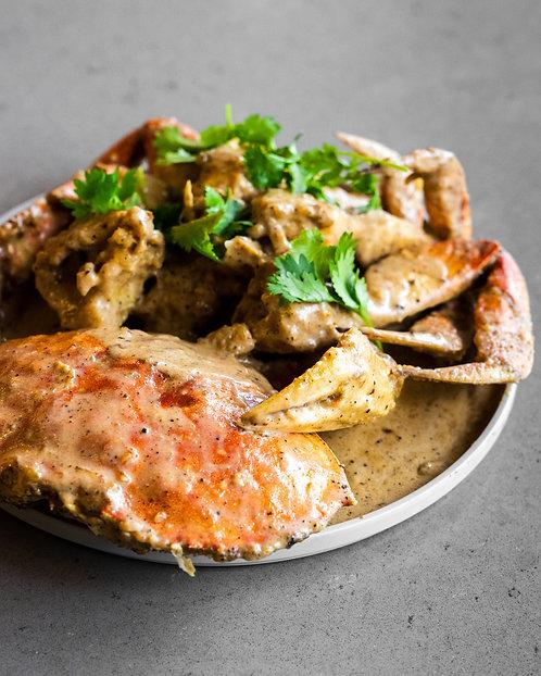 December 11 - White Pepper Uni Crab (Pickup 5pm)
