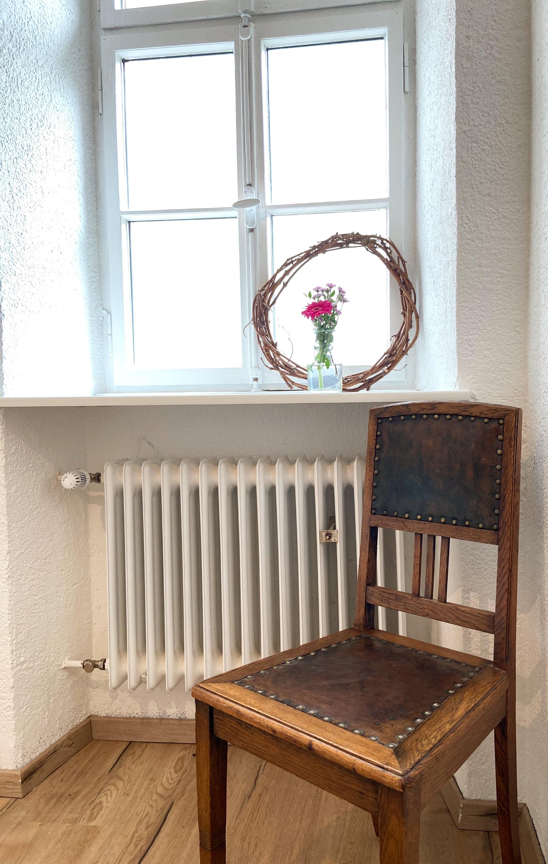 Platz am Küchenfenster