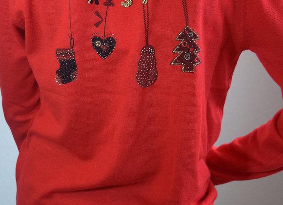 "Pull ""Merry Christmas"""