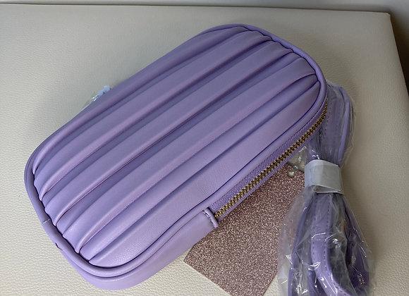 Pochette verticale lila