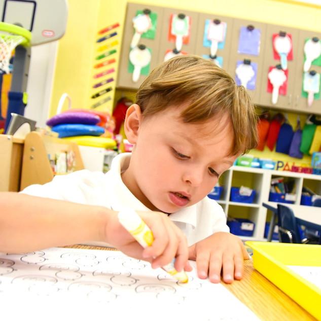 TK and Kindergarten