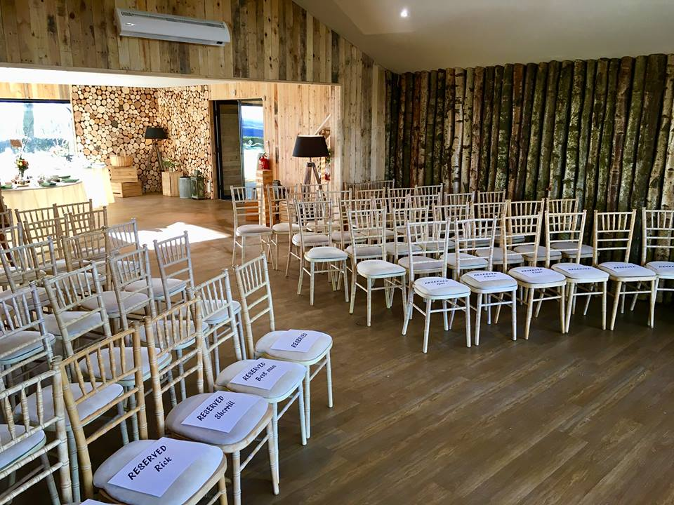 New Ceremony Room March 2019