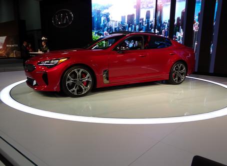 FYI...Fab New Sports Car:  Kia Stinger!