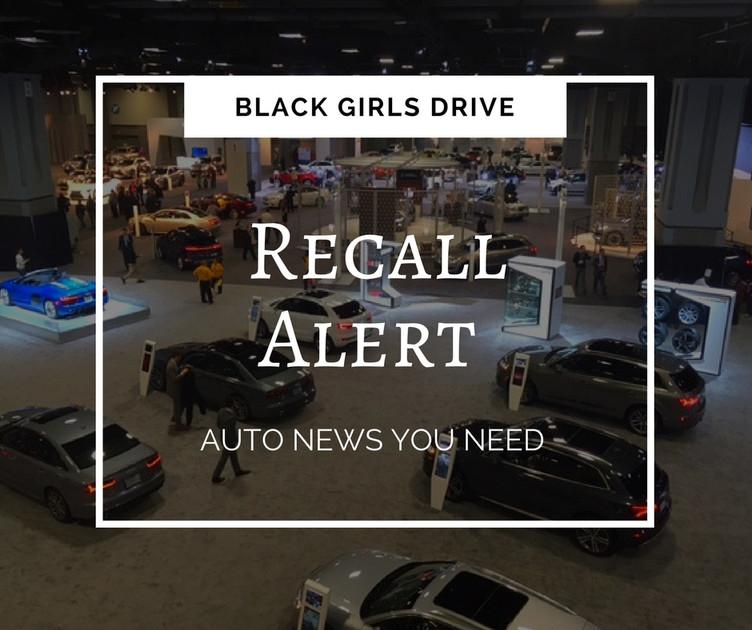 Recall Alert!