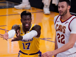 BREAKING: Dennis Schroeder Agrees to Deal With Lakers.  The Lakers Do not Agree.