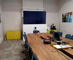 Grande salle de réunion Hausmanienne