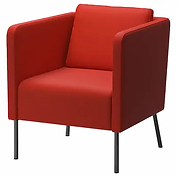 Arm Chair Red.webp