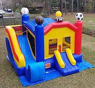 Sports Bounce House Savannah
