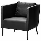 Arm Chair Black.webp