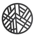 Circular Black Charger.jpeg