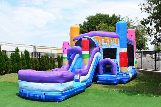 Ice Pops Combo Bounce House.webp