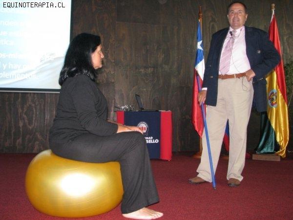 Exposición de los más connotados especilistas en el II Foro Latinoamericano 2009 - Dr. Lauhirat