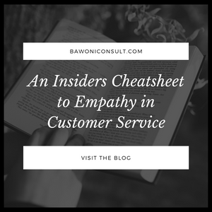 Empathy and Customer Service