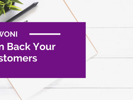 Win Back Your Customers