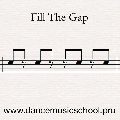 Fill The Gap Vol.1