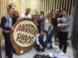 семинар DMS в школе танца Master Place