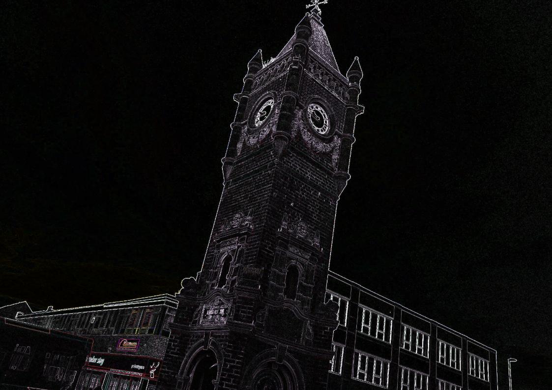 Redcar Clock