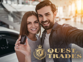 Quest For Trade Event in Cornwall – Come Get Your Share of the $500,000 Fund