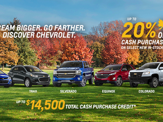 Learn How You Could Shave One-Fifth Off The MSRP of Your Next Chevrolet Buick or GMC in Cornwall