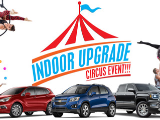 The Largest Automotive Indoor Circus Style Upgrade Event Hits Cornwall Vehicle Shoppers