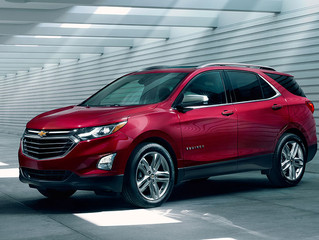 Brand New 2018 Chevrolet Equinox now in Cornwall