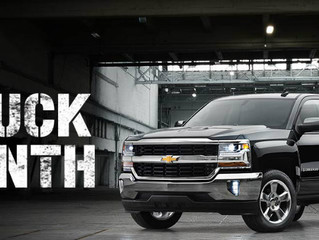 GM Spring Bonus & Truck Month Event 2018 at Seaway GM in Cornwall