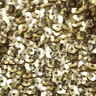 Gatsby Sequins Gold