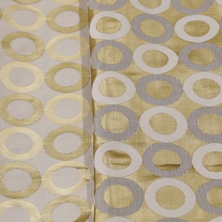 Gold Ivory double sided