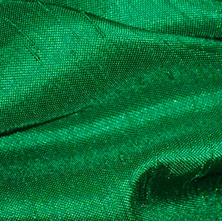 Shantung flag-green