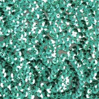 Gatsby Sequins Jade